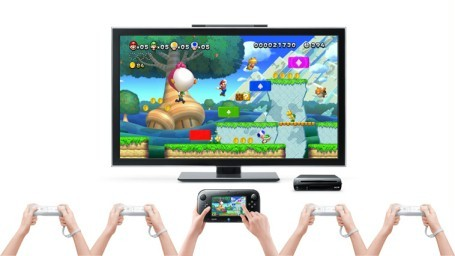 QTE/07 - Wii U / New Super Mario Bros U