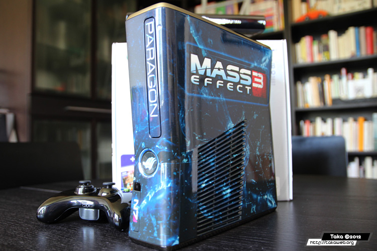 Xbox360 - Edition Mass Effect 3 Paragon - 05