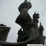 Disneyland 02 - 201009 - Entrée du parc
