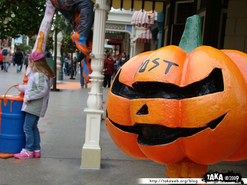 Disneyland 06 - 201009 - Halloween