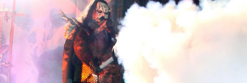 Lordi / Concert à l'Elysée Montmartre 18.02.09
