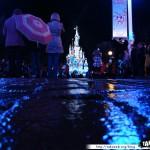 Disneyland 07 - 221109 - Noël - Mainstreet de nuit