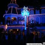 Disneyland 08 - 221109 - Noël - Mainstreet de nuit