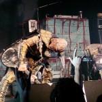 Lordi - Concert à l'Elysée Montmartre 11 - 180209