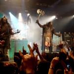 Lordi - Concert à l'Elysée Montmartre 13 - 180209