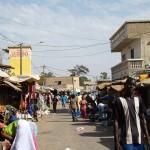 Sénégal 28 - 120310 - Marché de M Bour