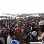 Sénégal 33 - 120310 - Port de pêche de M Bour - Marché aux Poissons