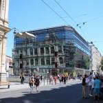 Lyon 16.06.2012 - 01 - L'ancien se reflète dans le moderne