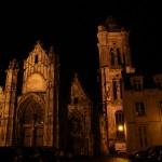 Senlis la nuit 23.04.2012 - 01 - Eglise St Pierre
