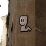 Nantes . Pixels & Streetart 28.03.2012 - 02 - Worms