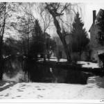 Senlis, de la neige et de l'argentique en 2005 - 03