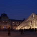 Paris la nuit 06.04.2012 - 04 - Le Louvre