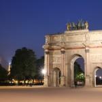 Paris la nuit 06.04.2012 - 05 - Le Carrousel du Louvre