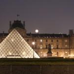 Paris la nuit 06.04.2012 - 06 - Le Louvre