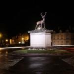 Senlis la nuit 23.04.2012 - 09 - Place du Chalet