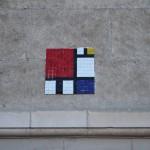 Nantes . Pixels & Streetart 28.03.2012 - 10 - Mondrian