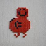 Nantes . Pixels & Streetart 28.03.2012 - 12 - Barbapapa