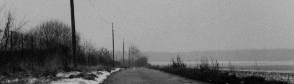 Senlis, de la neige et de l'argentique en 2005