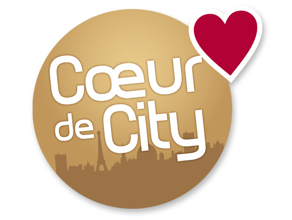 Cœur de City . Logo