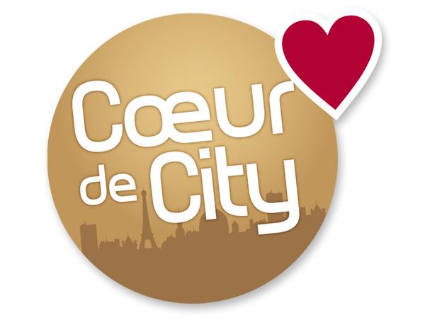 Cœur de City . Logo