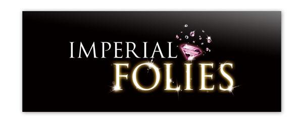 MHD . Moët & Chandon . Soirée Imperial Folies . Logo