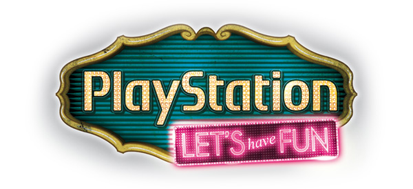 Playstation . Paris Games Week 2011 . Logo Enseigne