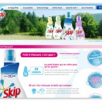 Skip . Site internet Skip.fr