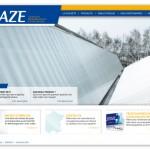 Dhaze . Site internet