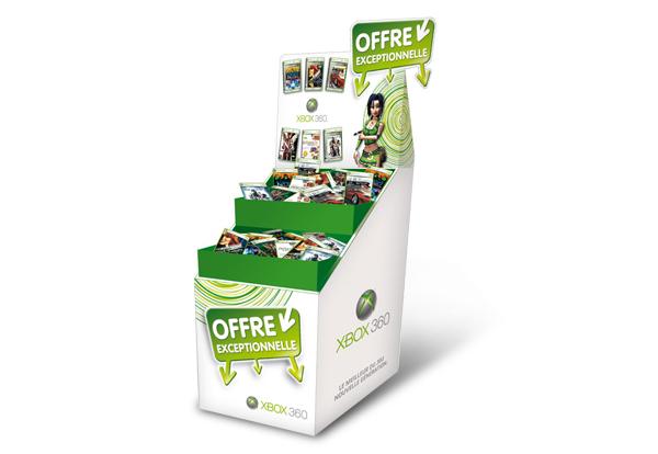 Xbox 360 . Box opération Offre Spéciale